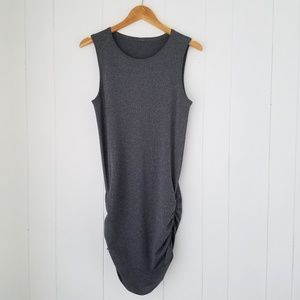 """Lululemon """"In the Flow"""" Ruched Dress"""